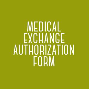 Medical Exchange Form