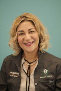 Dr. Maryam Hassanzadeh Ottawa Chiropractor Kent Chiro Med Wellness Clinic