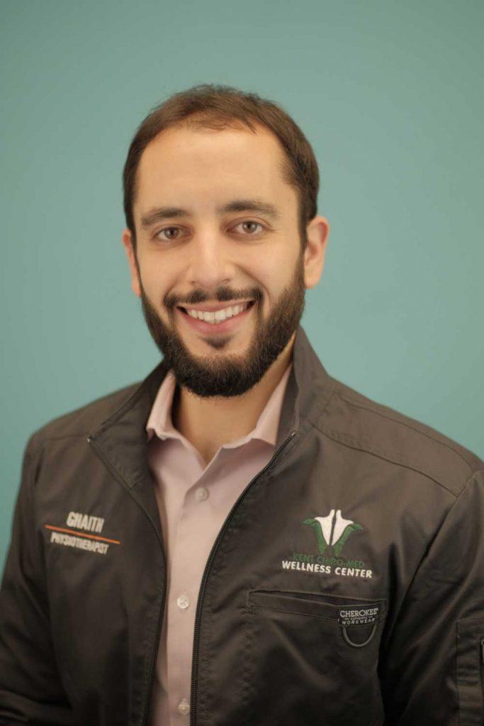 Ghaith Dhaidan Ottawa Physiotherapist Kent Chiro Med Wellness Clinic